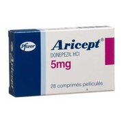 Aricept 5 mg