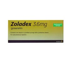 Zoladex 3.6 mg depot