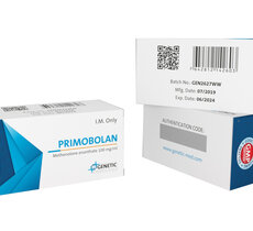Primobolan Genetic 10ml