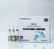 Testosterone Compound