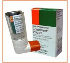 Combivent Inhaler