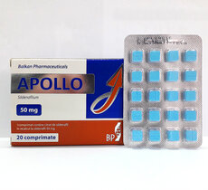 Apollo 50 20tabs