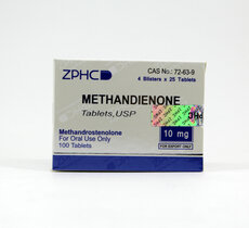 Methandienone ZPHC