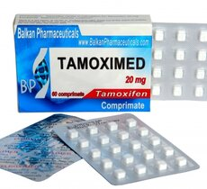 Tamoximed 20 blister
