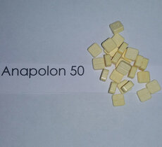 Anapolon stealth 2935