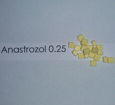 Anastrozol 0.25mg stealth 3042