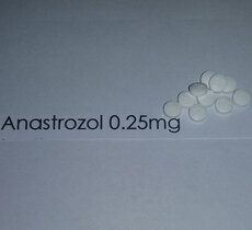 Anastrozol 0.25mg stealth 0345