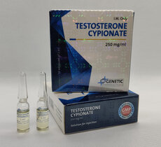 Testosterone Cypionate Genetic